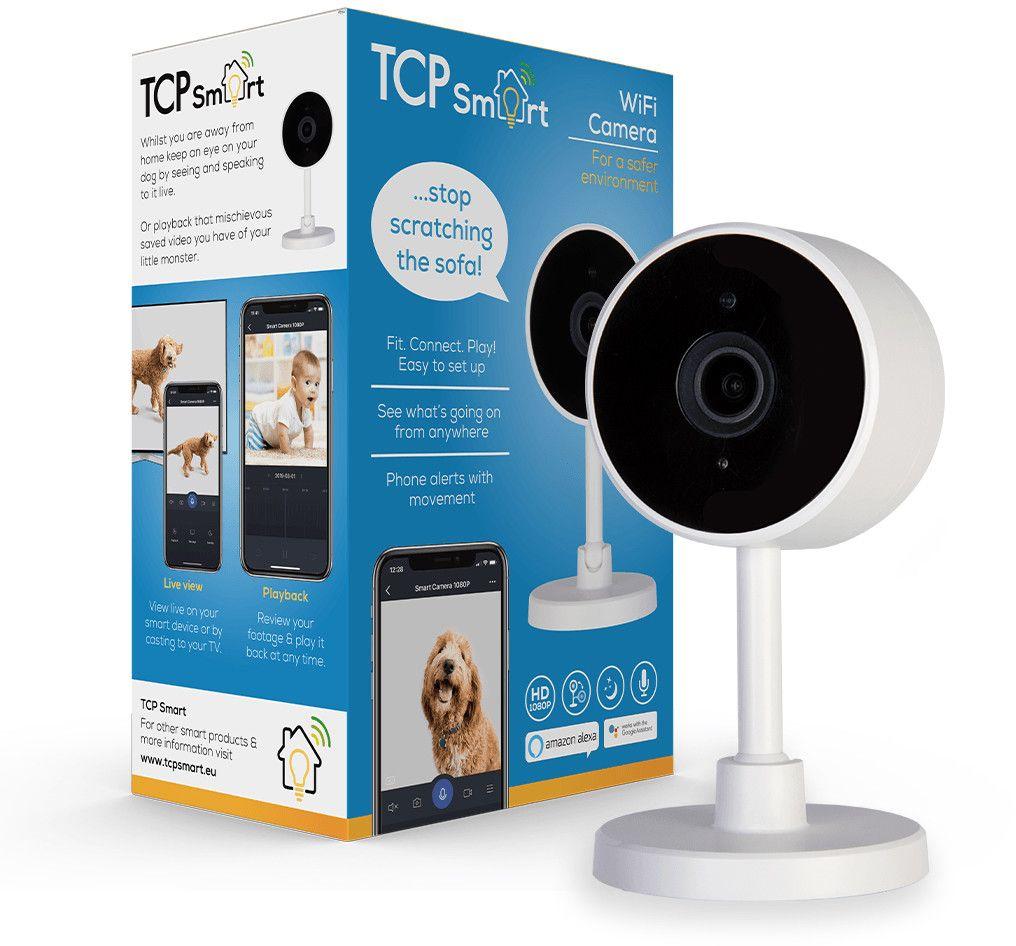 TCP Smart Indoor Wifi Mini Camera