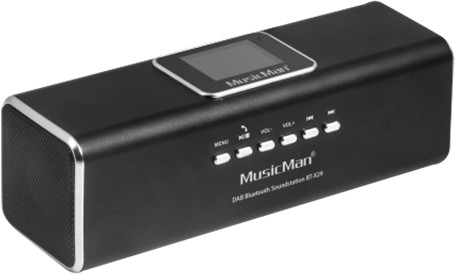 Technaxx Musicman DAB Bluetooth Soundstation