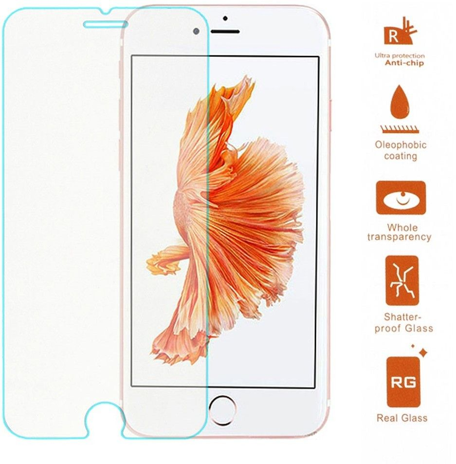 Tempered Glass Screen Protector (iPhone 8/7)