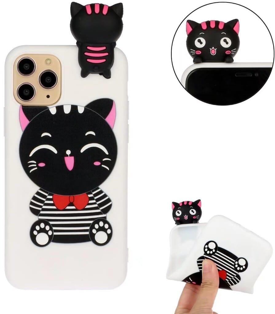 Trolsk 3D Kitty Doll Case