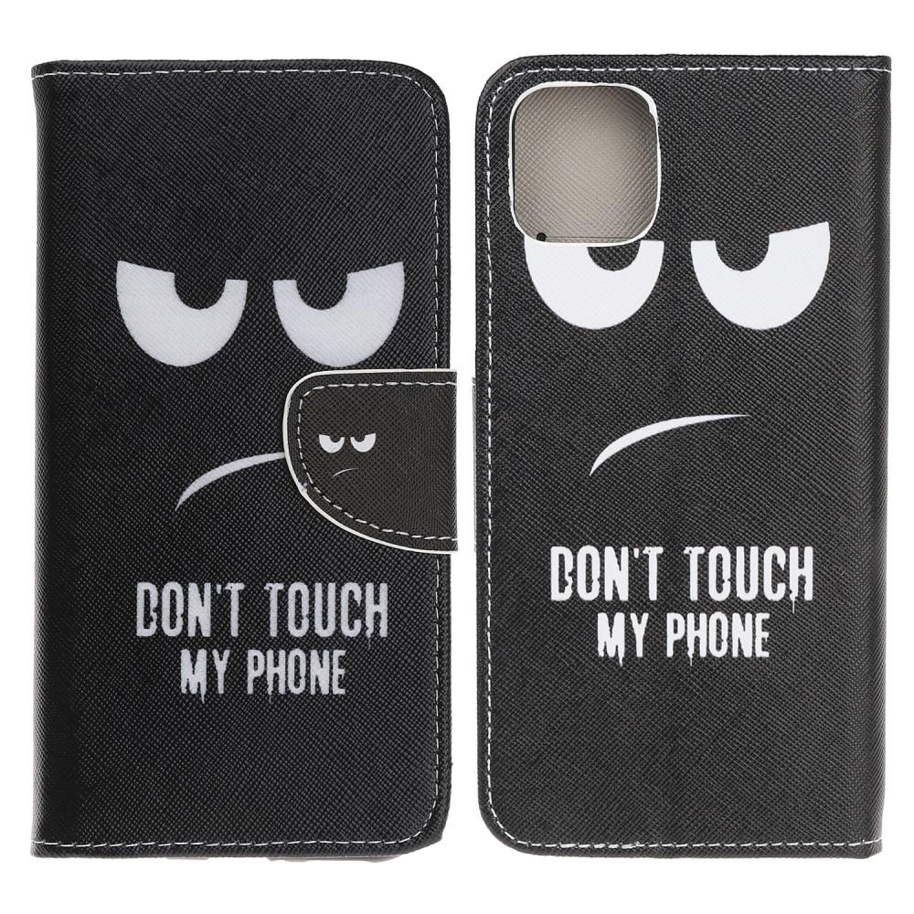 Trolsk Don't Touch Me Wallet