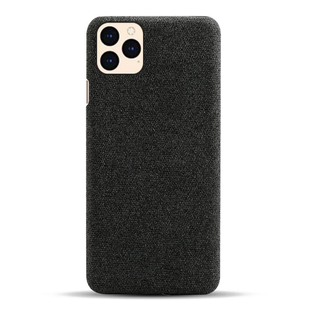 Trolsk Fabric Case (iPhone 12/12 Pro) - Blå