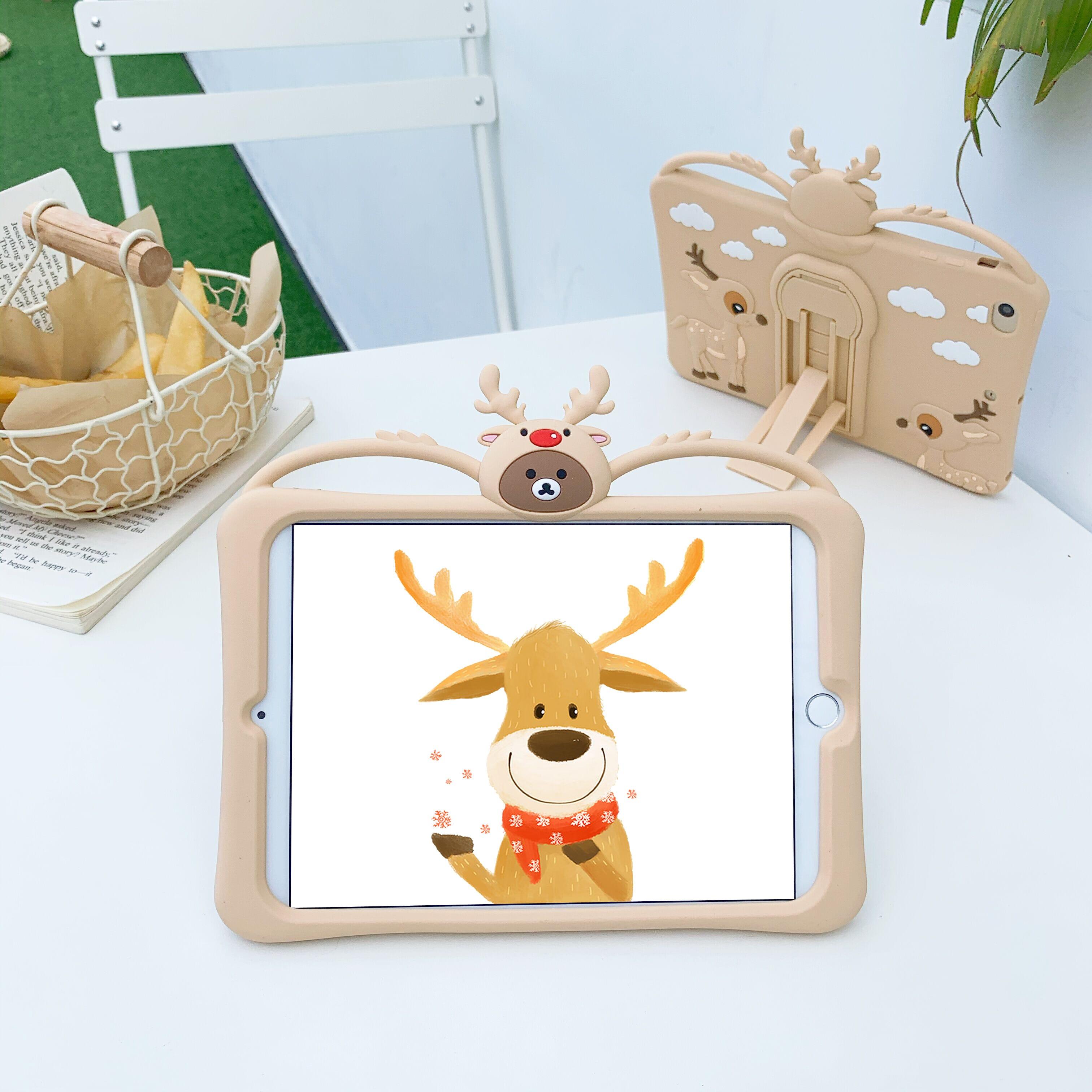 Trolsk Kids Case - Reindeer
