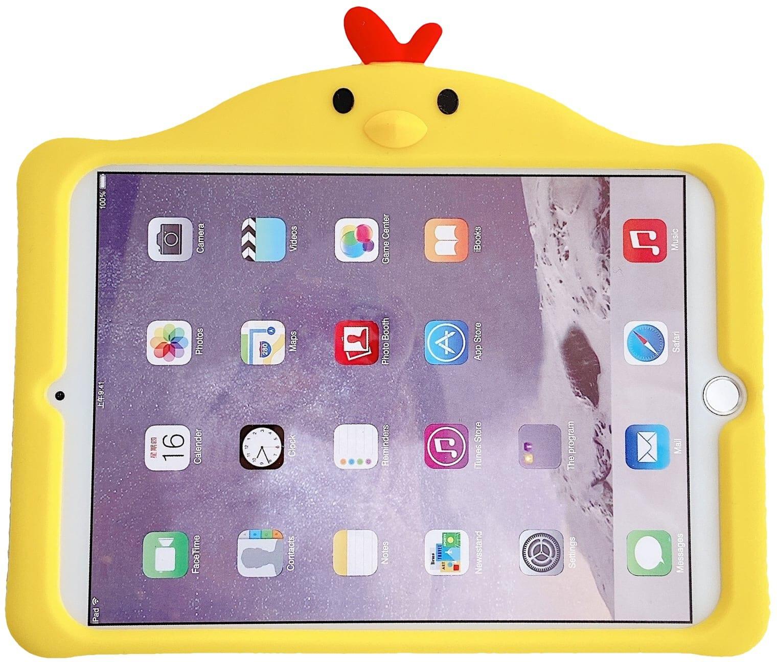 Trolsk Kids Case - Chicken (iPad 9,7)