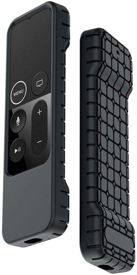 Trolsk Silicone Case for Apple TV remote - Blå