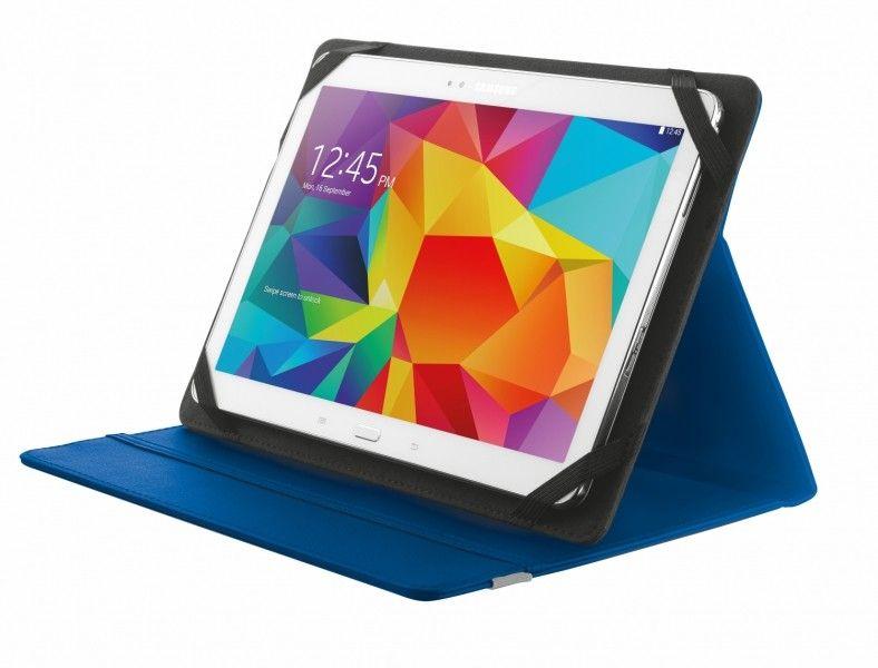 Trust Universellt Foliofodral (iPad) - Blå