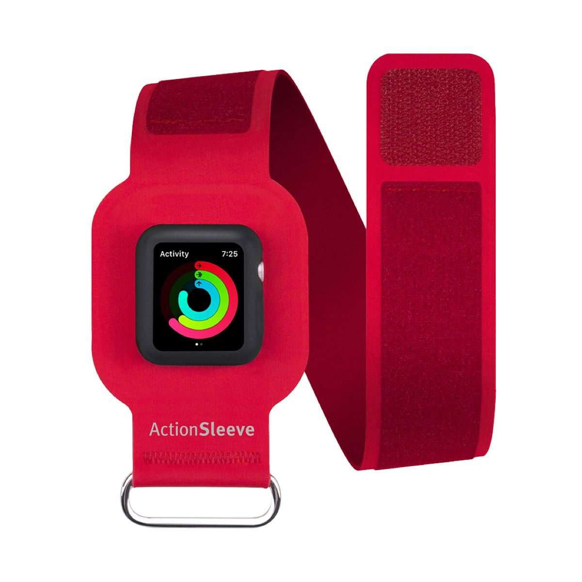 Twelve South Actionsleeve (Apple Watch 42 mm) - Röd