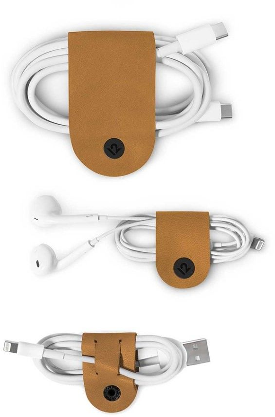 Twelve South Cablesnap - Brun
