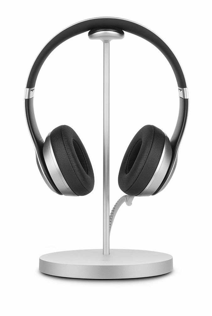 Twelve South Fermata Headphone Charging Stand - Silver