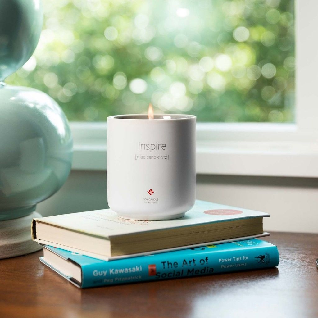 Twelve South Inspire Candle Mac No. 2