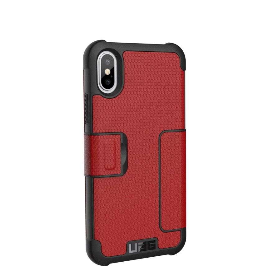 UAG Metropolis Card Case (iPhone X/Xs)