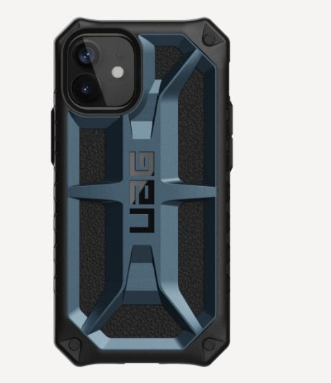UAG Monarch Case (iPhone 12/12 Pro) - Blå
