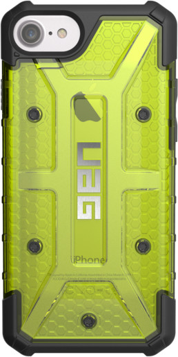 UAG Plasma Case (iPhone 7) - gul