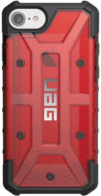 UAG Plasma Case (iPhone 7) - röd