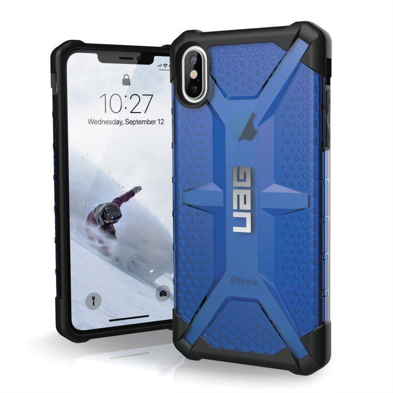 UAG Plasma Case (iPhone Xs Max) - Grå