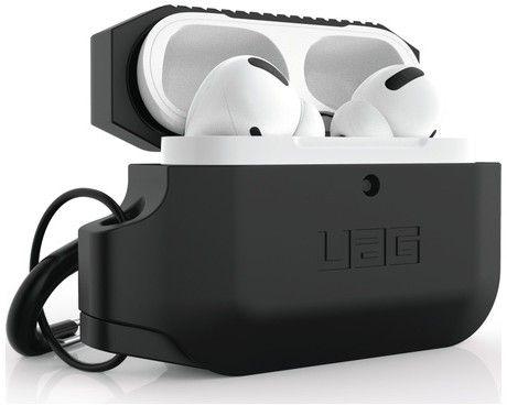 UAG Silicone Case (AirPods Pro) - Grön/orange