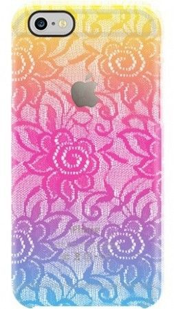 Uncommon Deflector Neon Lace (iPhone 6/6S)