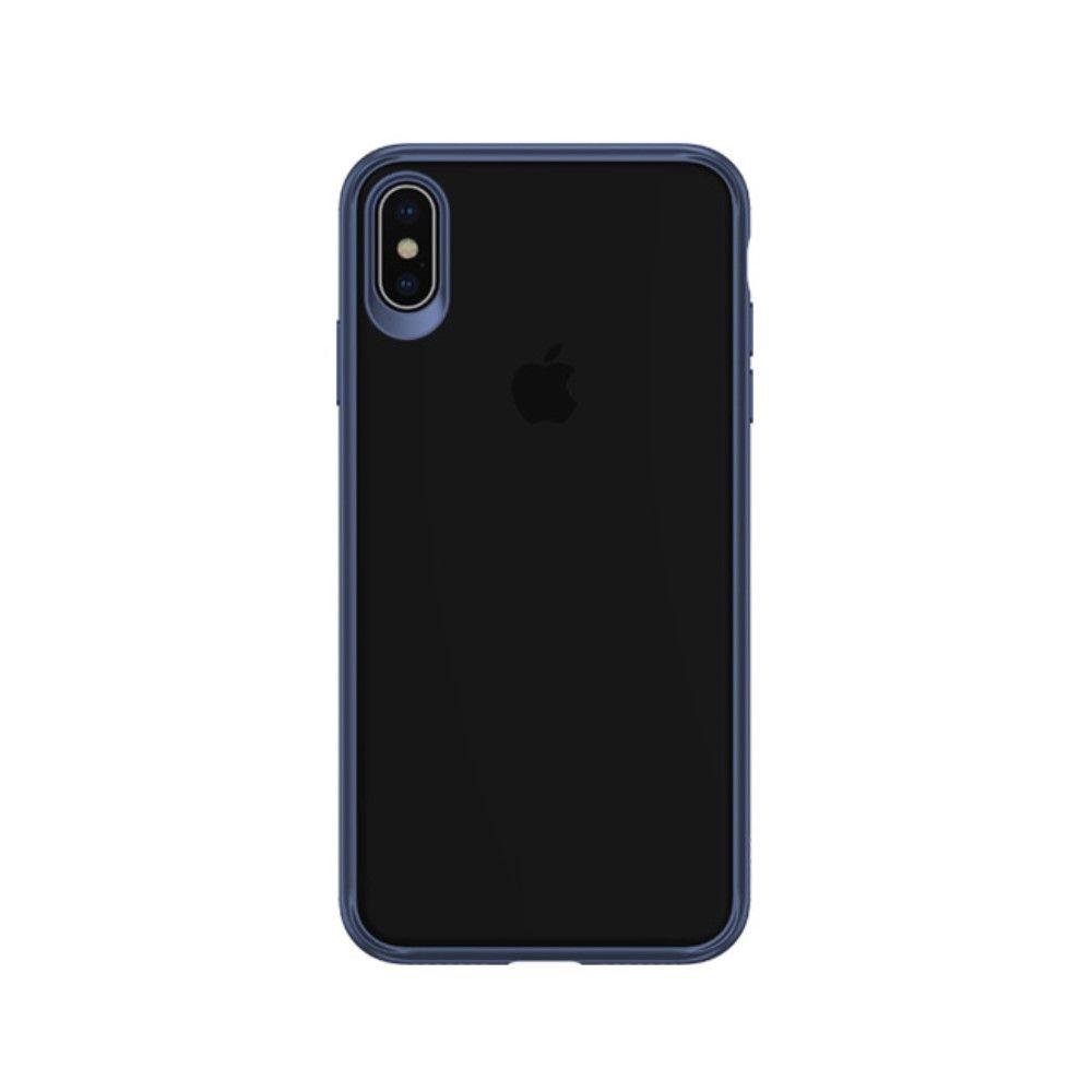 Usams Mant Case (iPhone Xs Max) - Blå