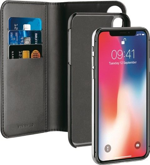 Vivanco Book Cover 2-in-1 (iPhone Xr)