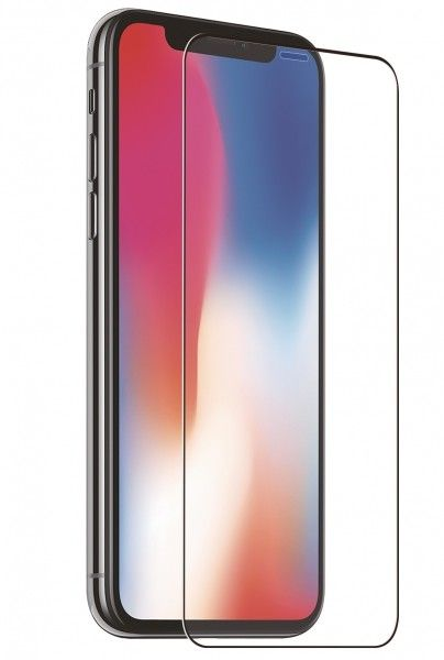 Vivanco Full Screen Tempered Glass (iPhone Xs Max)