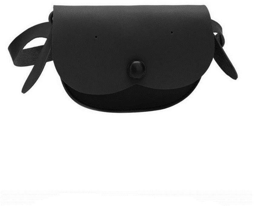 Waist Bag with Belt and Strap - Grön