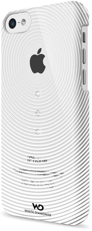 White Diamonds Gravity (iPhone 5C)