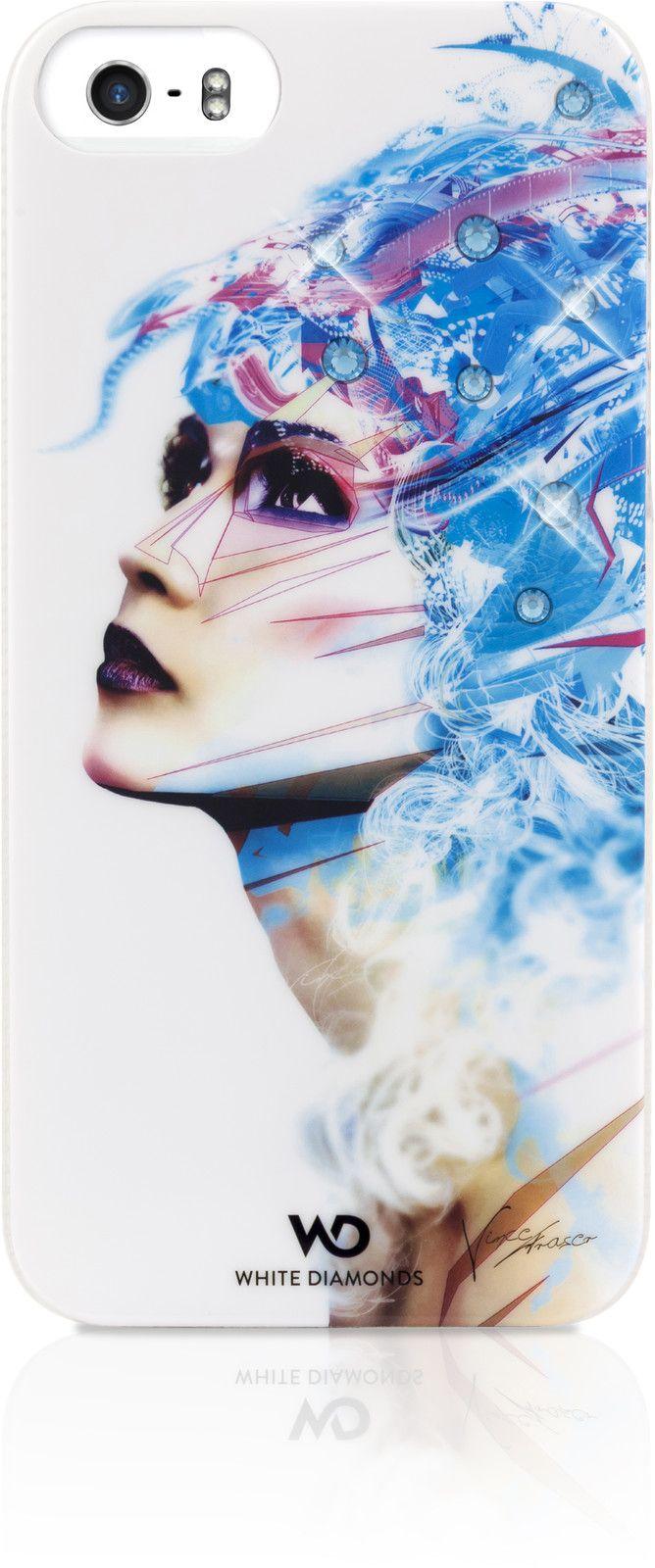 White Diamonds Isist (iPhone 5/5S/SE)