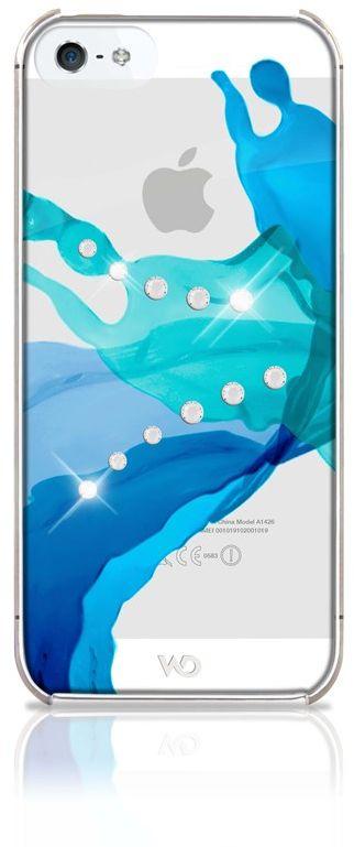 White Diamonds Liquids (iPhone 5/5S/SE) - Blå