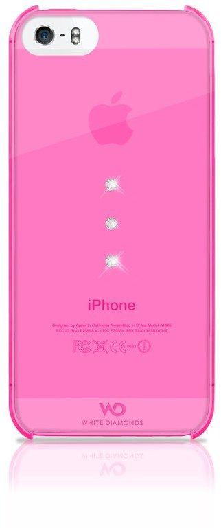 White Diamonds Trinity (iPhone 5/5S/SE) – Transparent