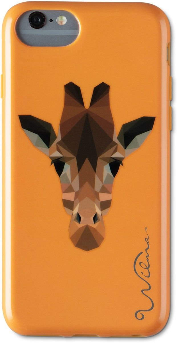 Wilma Electric Savanna - Giraffe (iPhone SE2/8/7/6/6S)