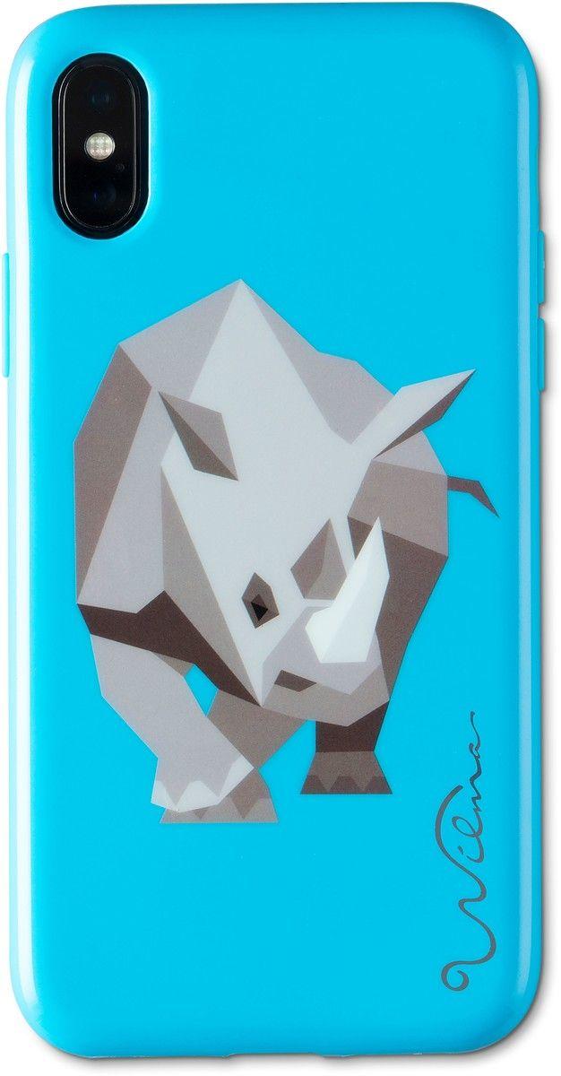 Wilma Electric Savanna - Rhino (iPhone X/Xs)