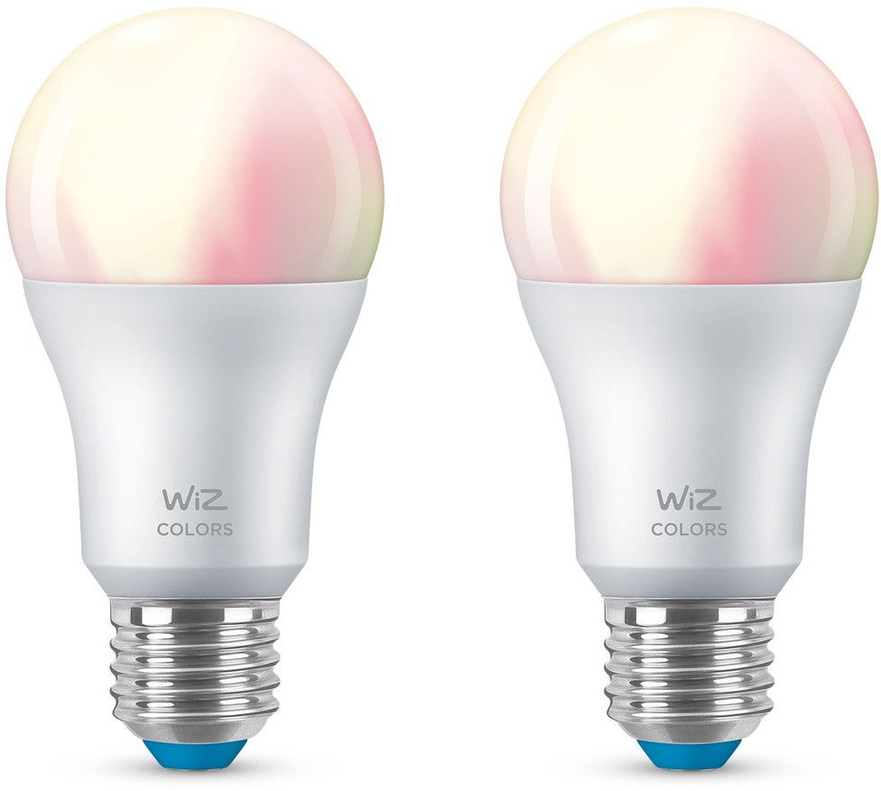 WiZ Color Smart LED Lamp E27 60W - 1-pack