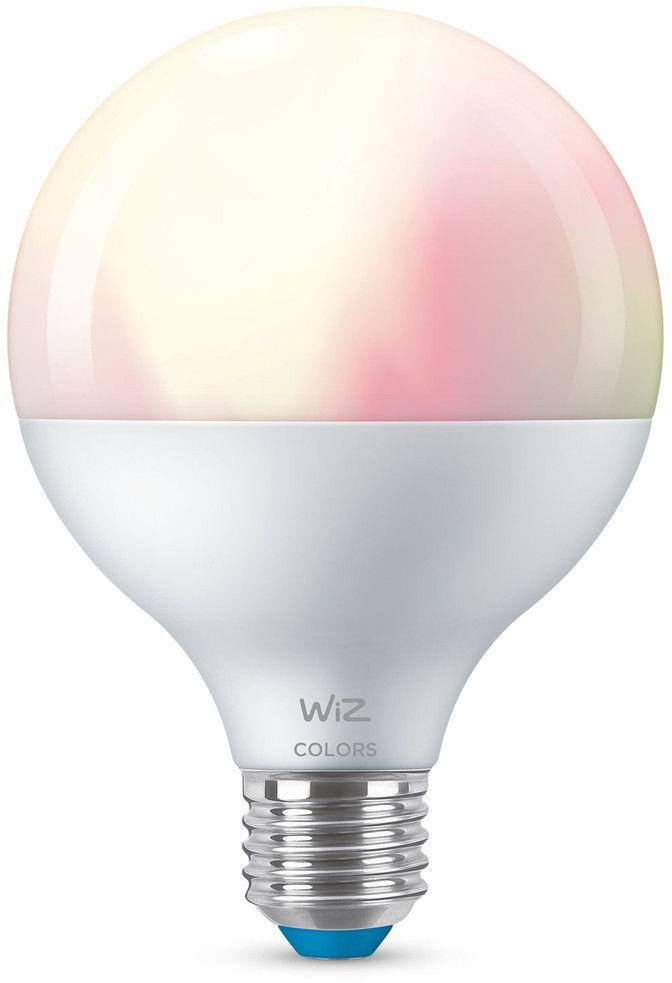 WiZ Color Smart LED Lamp Glob G95 E27 75W