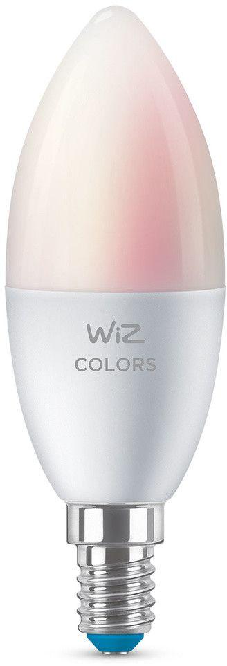 WiZ Color Smart LED Lamp Kron E14 40W