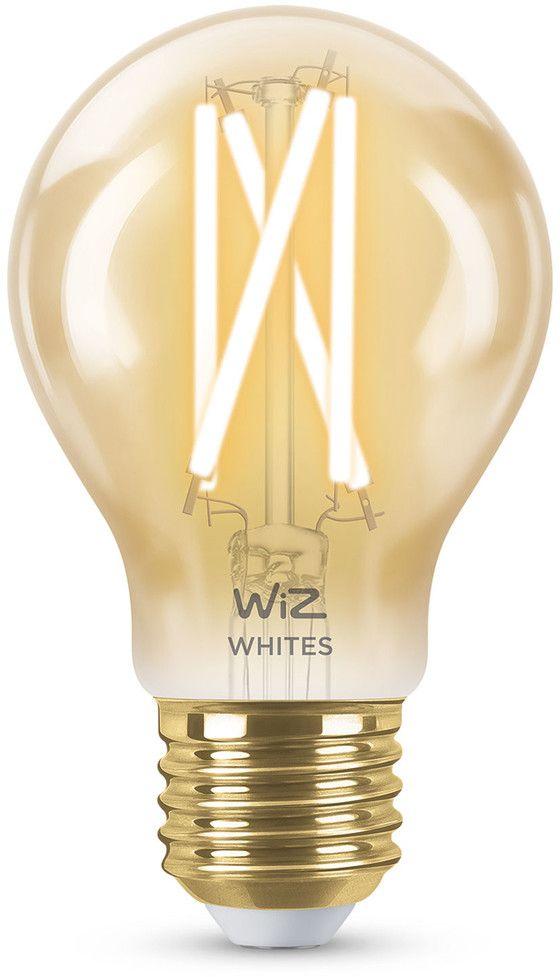 WiZ Filament Amber Smart LED Lamp E27 50W