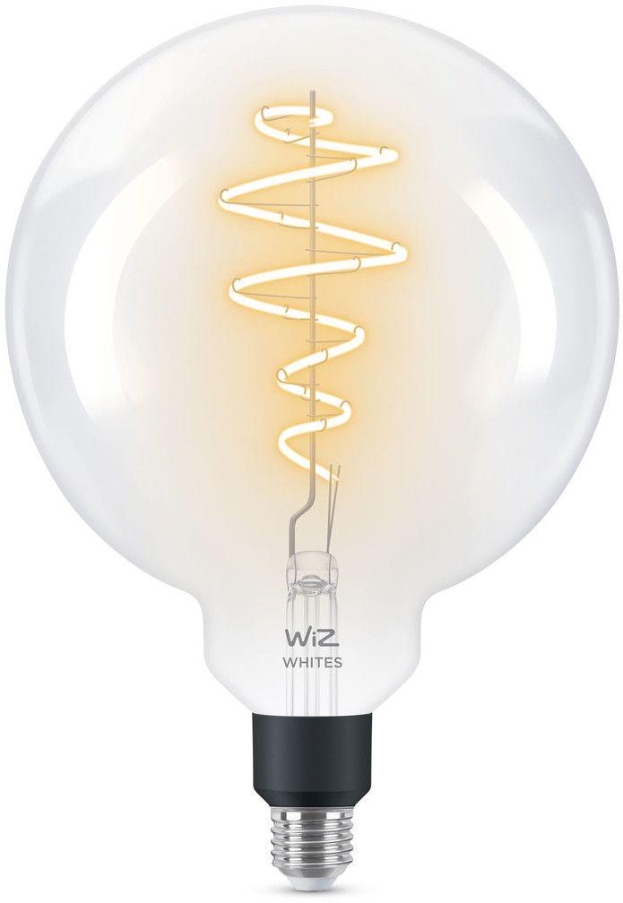 WiZ Filament Smart LED Lamp Glob E27 40W