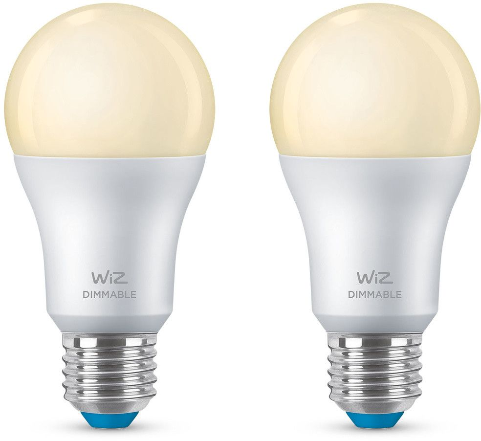 WiZ Tunable Smart LED Lamp E27 60W - 1-pack