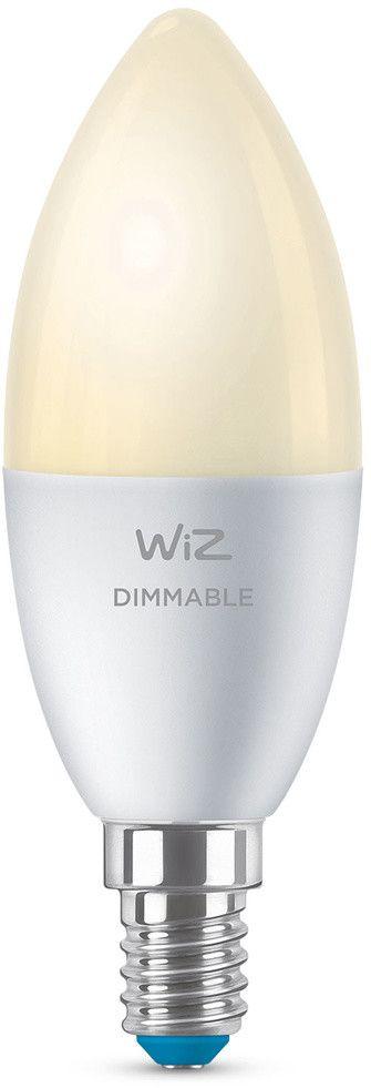 WiZ Tunable Smart LED Lamp Kron E14 40W