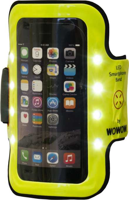 Wowow Smartphone Band 3.0 (iPhone 6/6S) - Gul