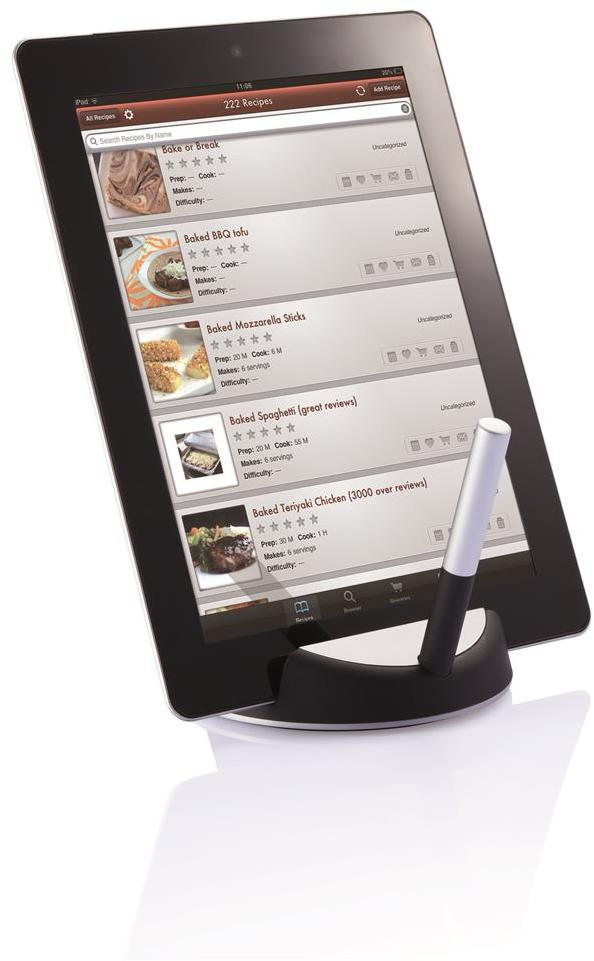XD Design Chef Stand with Touchpen (iPad)