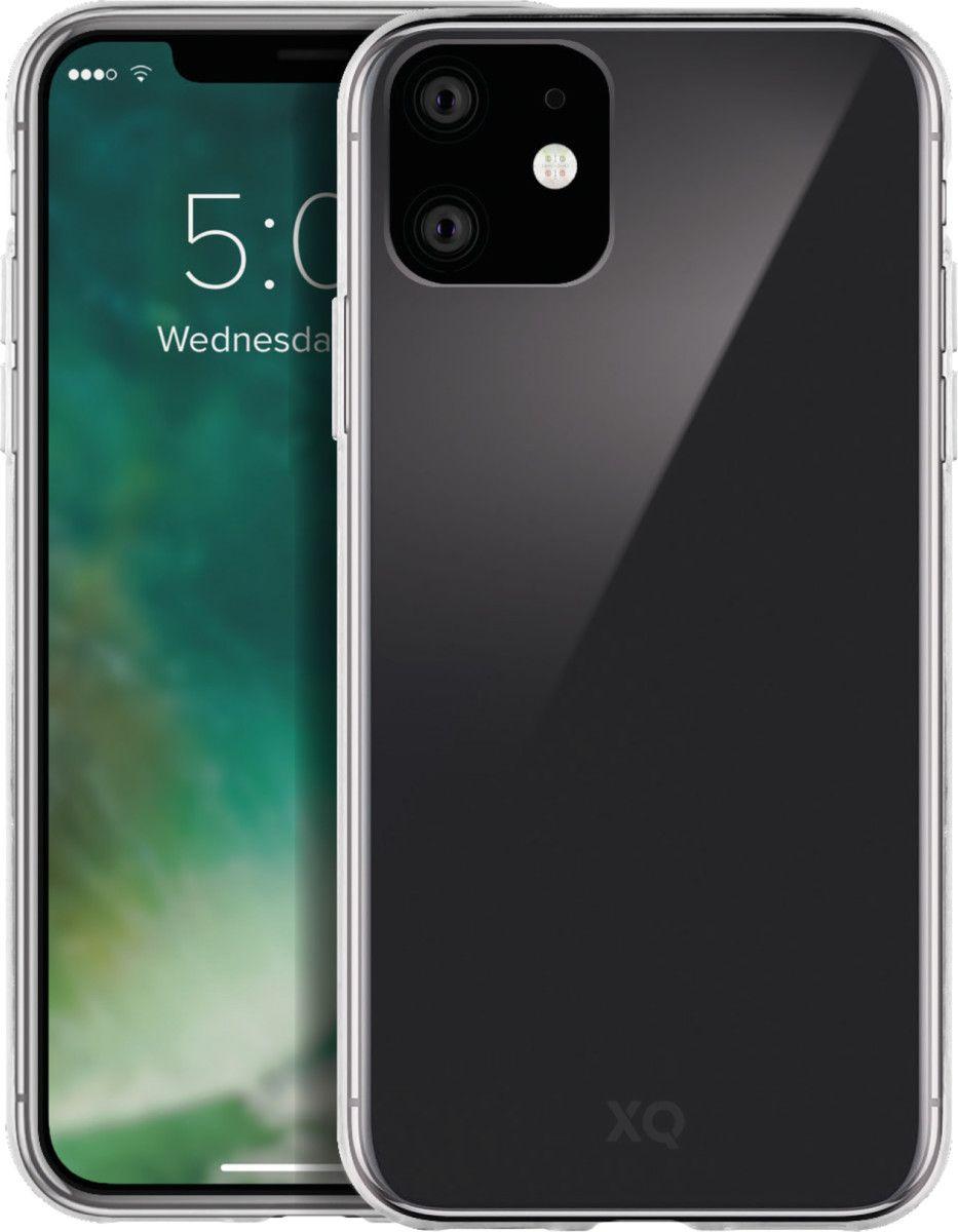 Xqisit Phantom Glass Case (iPhone 11)