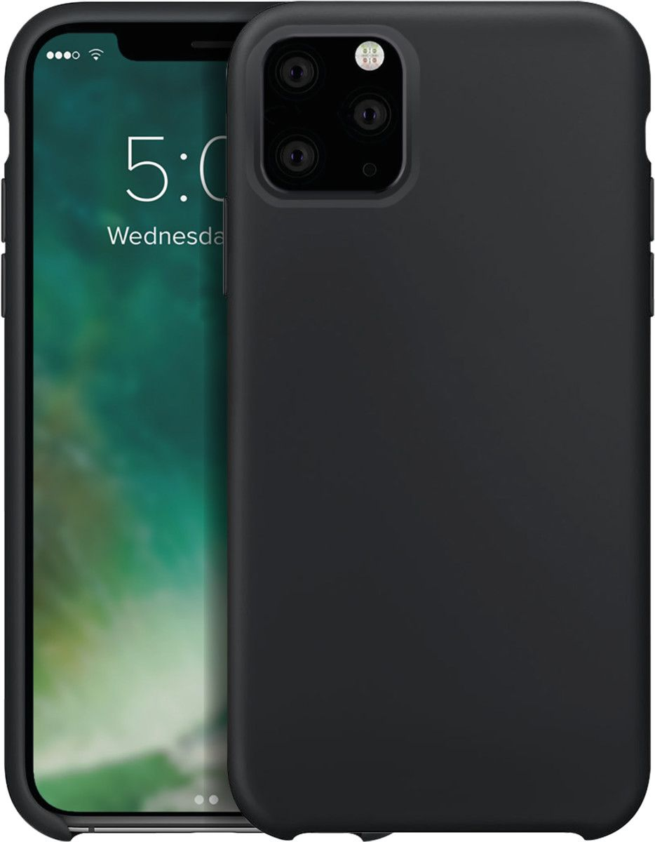 Xqisit Silicone Case (iPhone 11 Pro) - Blå