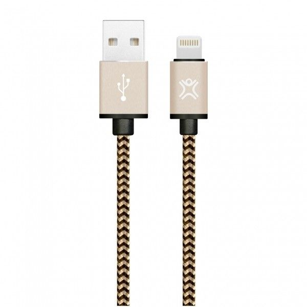 XtremeMac Lightning Cable 1,2M – Roséguld