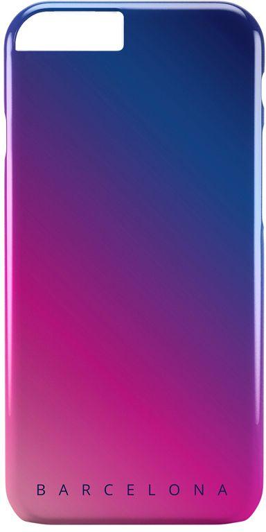 Yal Sunset Case (iPhone 6/6S) - Blå/lila