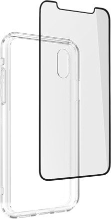 Zagg 360 Protection (Case + Glass) (iPhone Xs Max)
