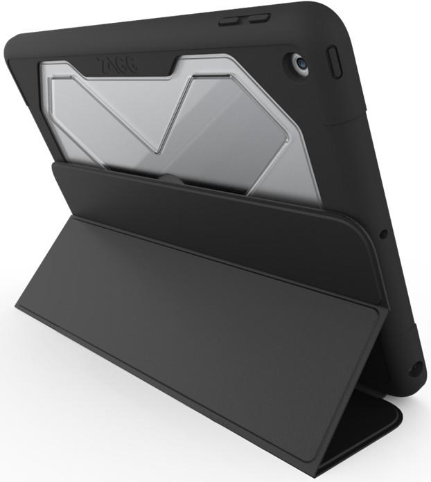 Zagg Rugged Messenger Case (iPad 9,7)