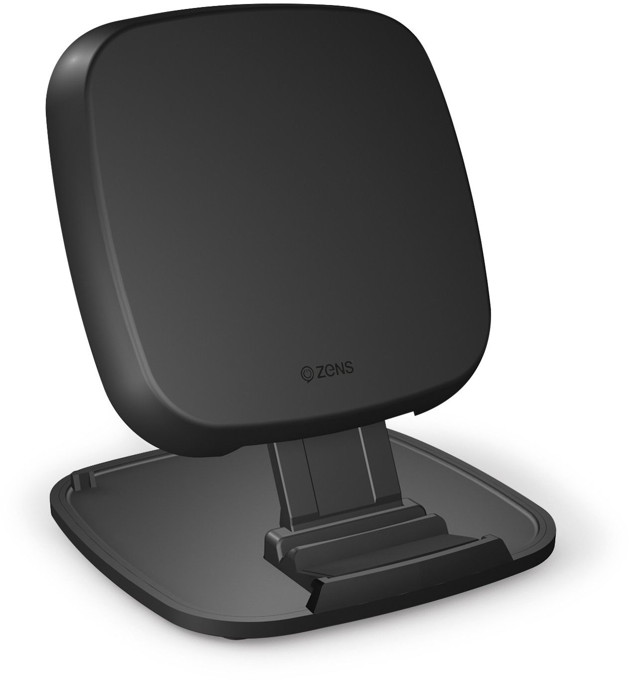 Zens Qi Fast Wireless Charger Stand / Base 15W