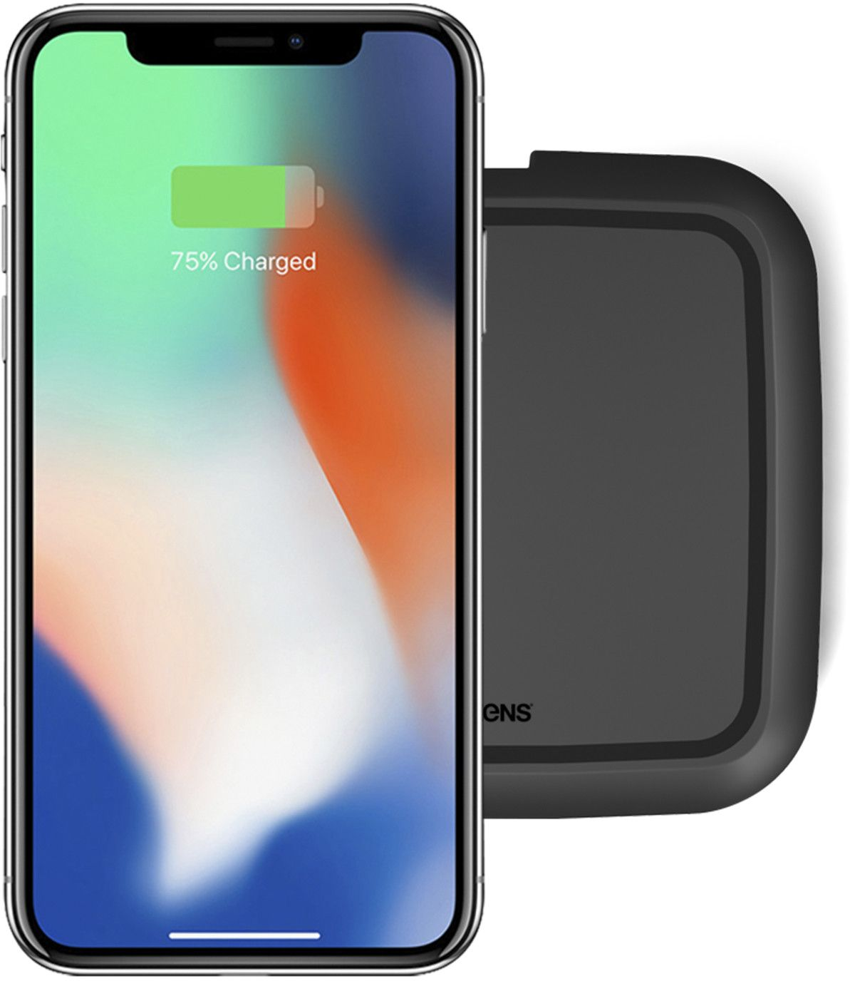 Zens Qi Single Wireless Charger 10W