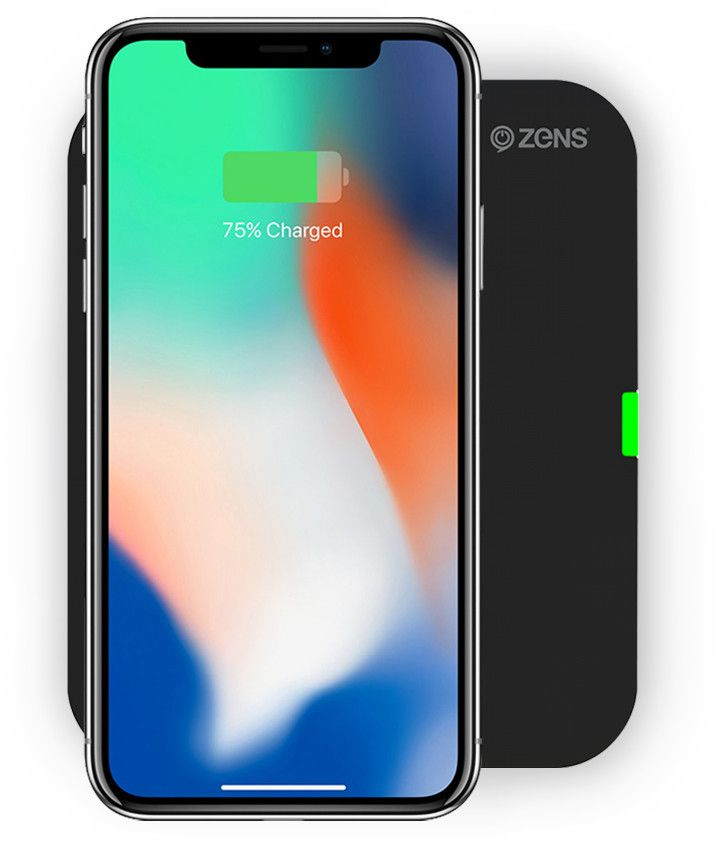 Zens Qi Single Wireless Charger