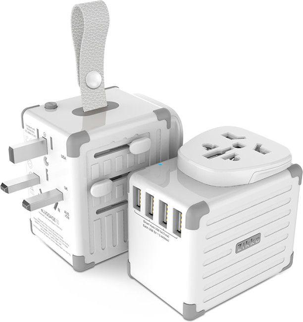 Zikko Worldwide TravelSmart Adapter